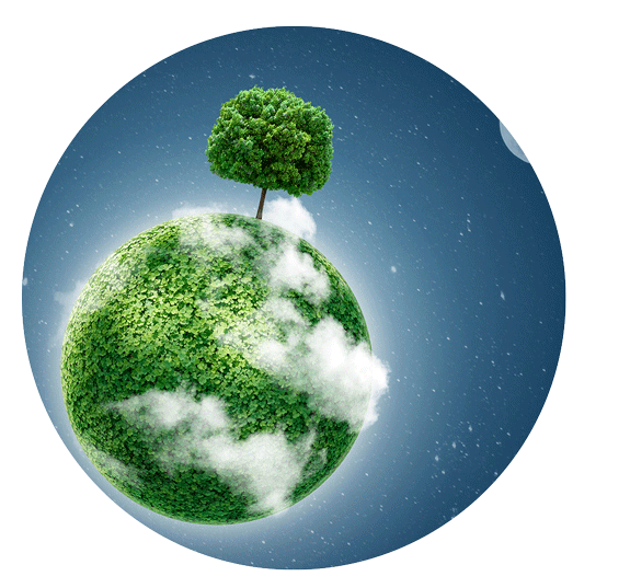 Green-planet-Ecology